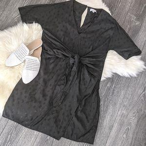 & OTHER STORIES - Black Tie Dress